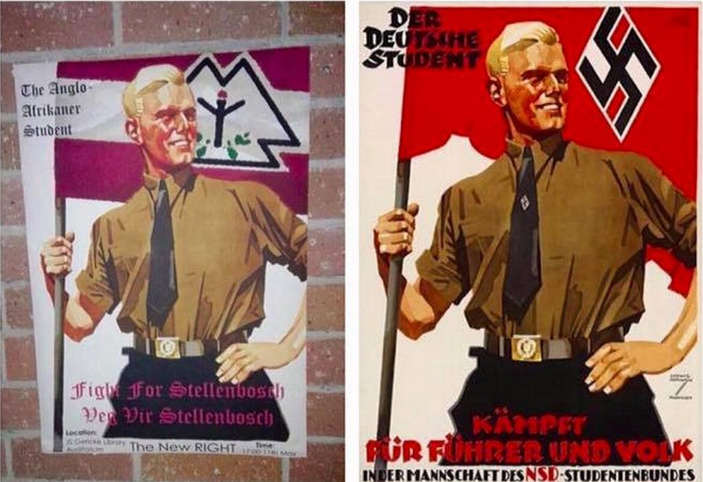 Srovnání plakátů