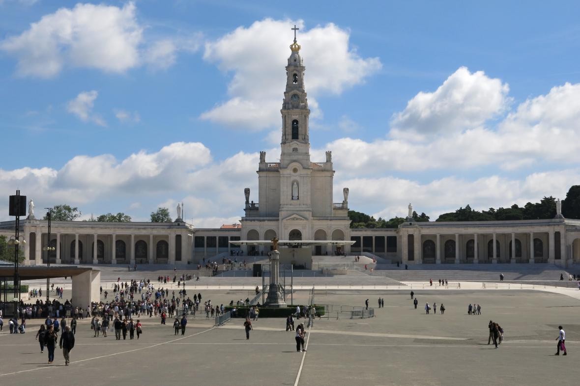 Fátima je jedním z nejznámějších katolických poutních míst světa
