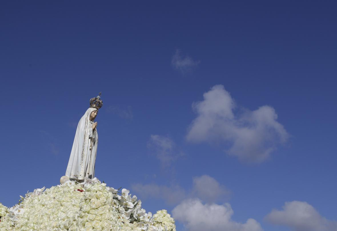 Panna Marie z Fátimy