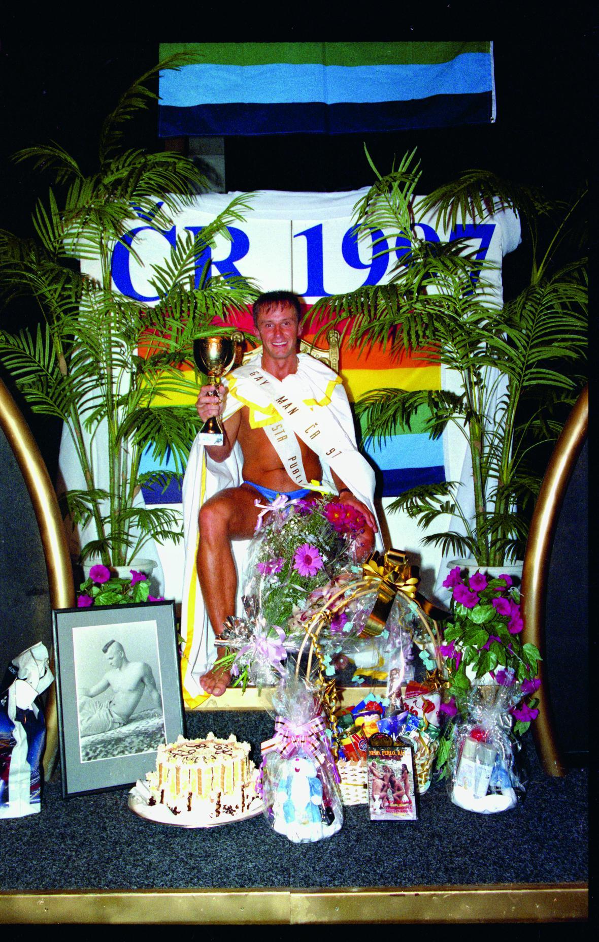 Gay Man ČR 1997