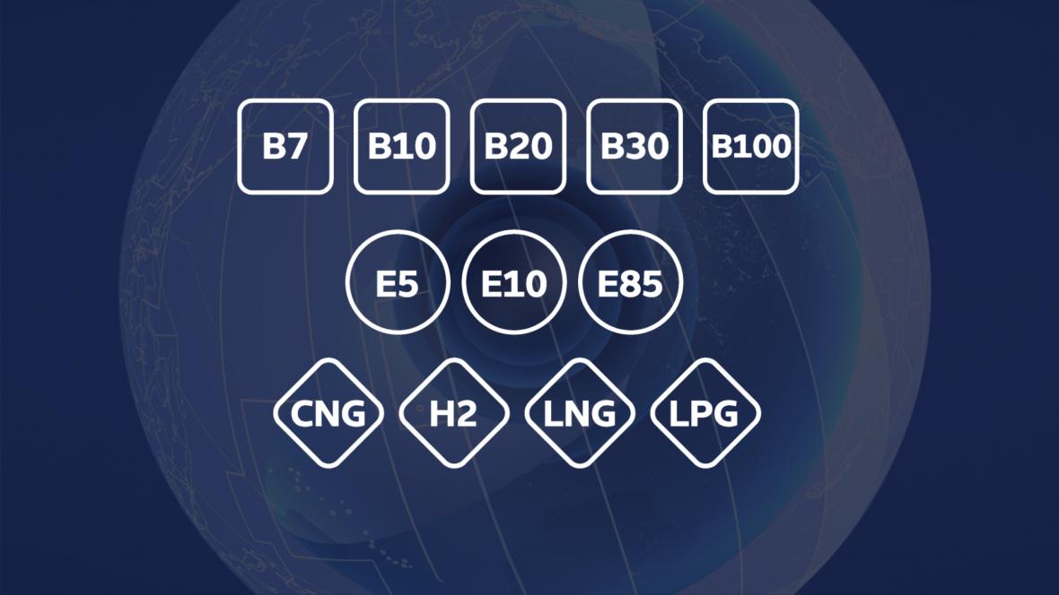 Na čerpacích stanicích se mění označení pohonných hmot