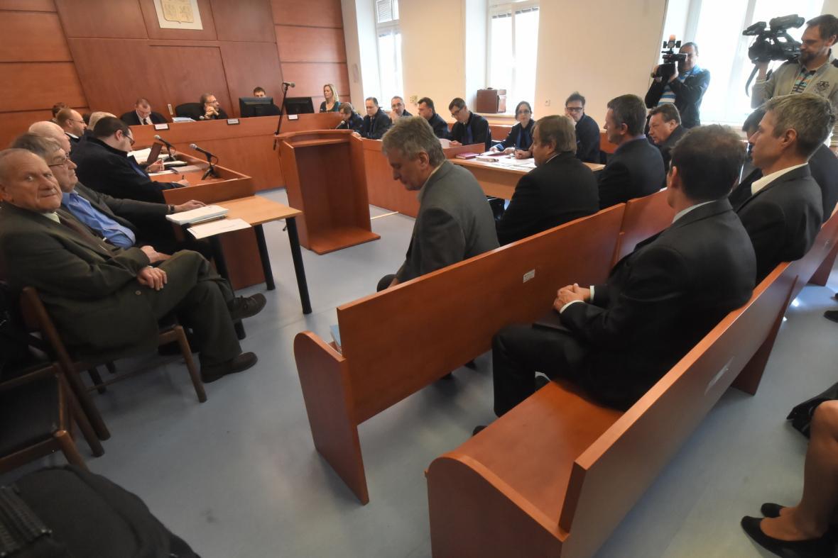U Okresního soudu v Novém Jičíně pokračuje 16. května jednání ve věci železničního neštěstí ve Studénce