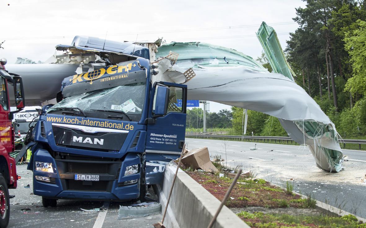 Nehoda u Bielefeldu