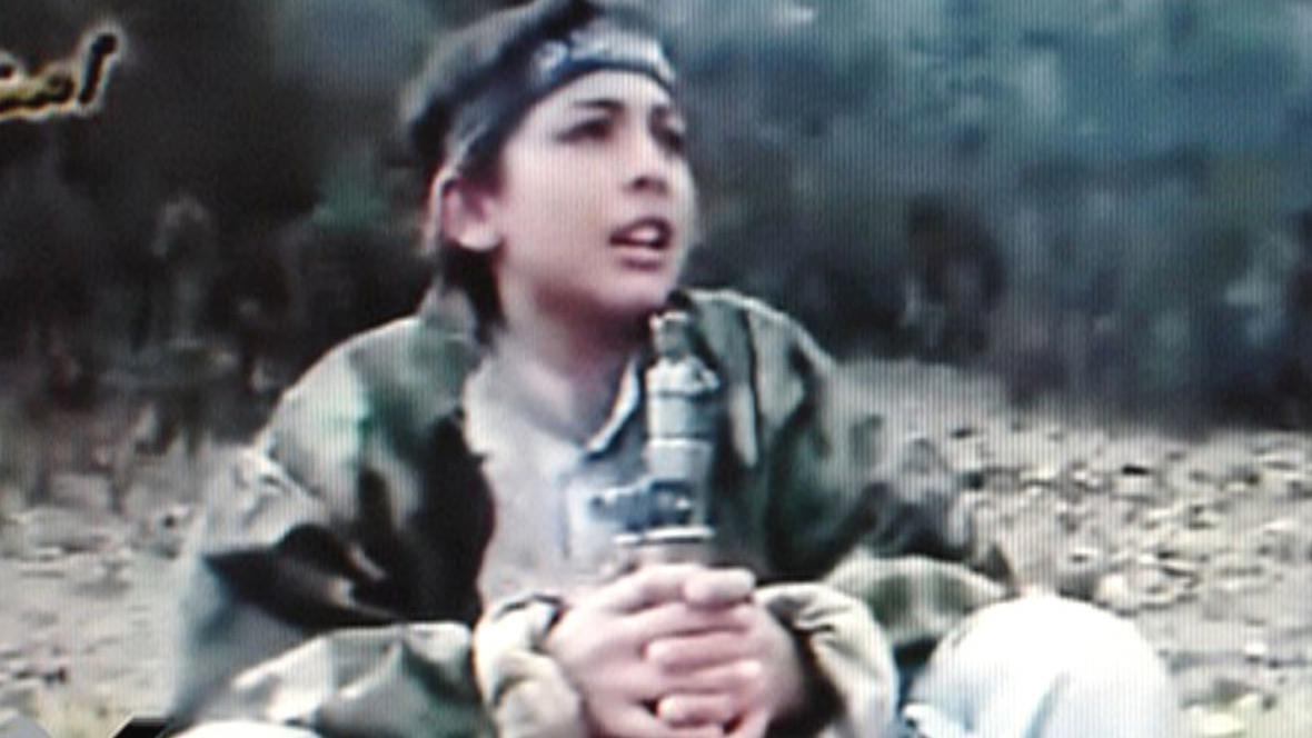 Hamza bin Ládin