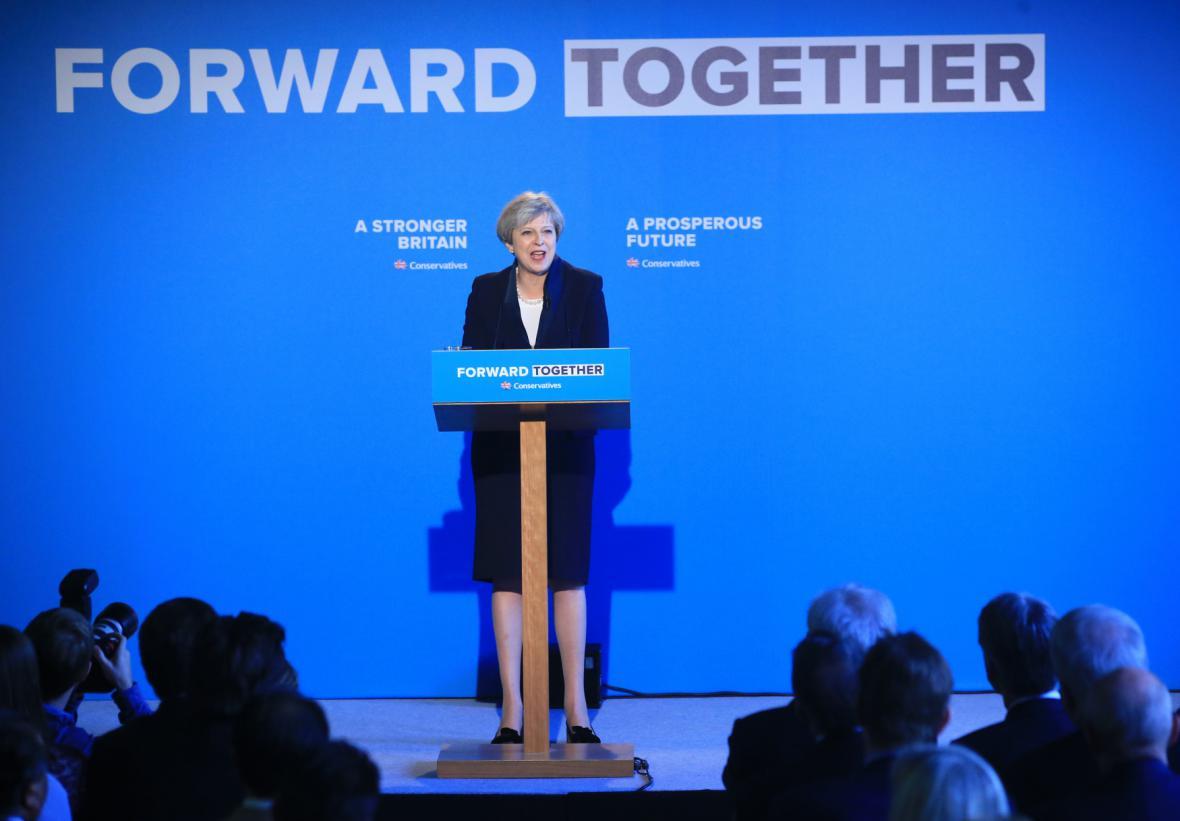 Britští konzervativci zveřejnili volební program
