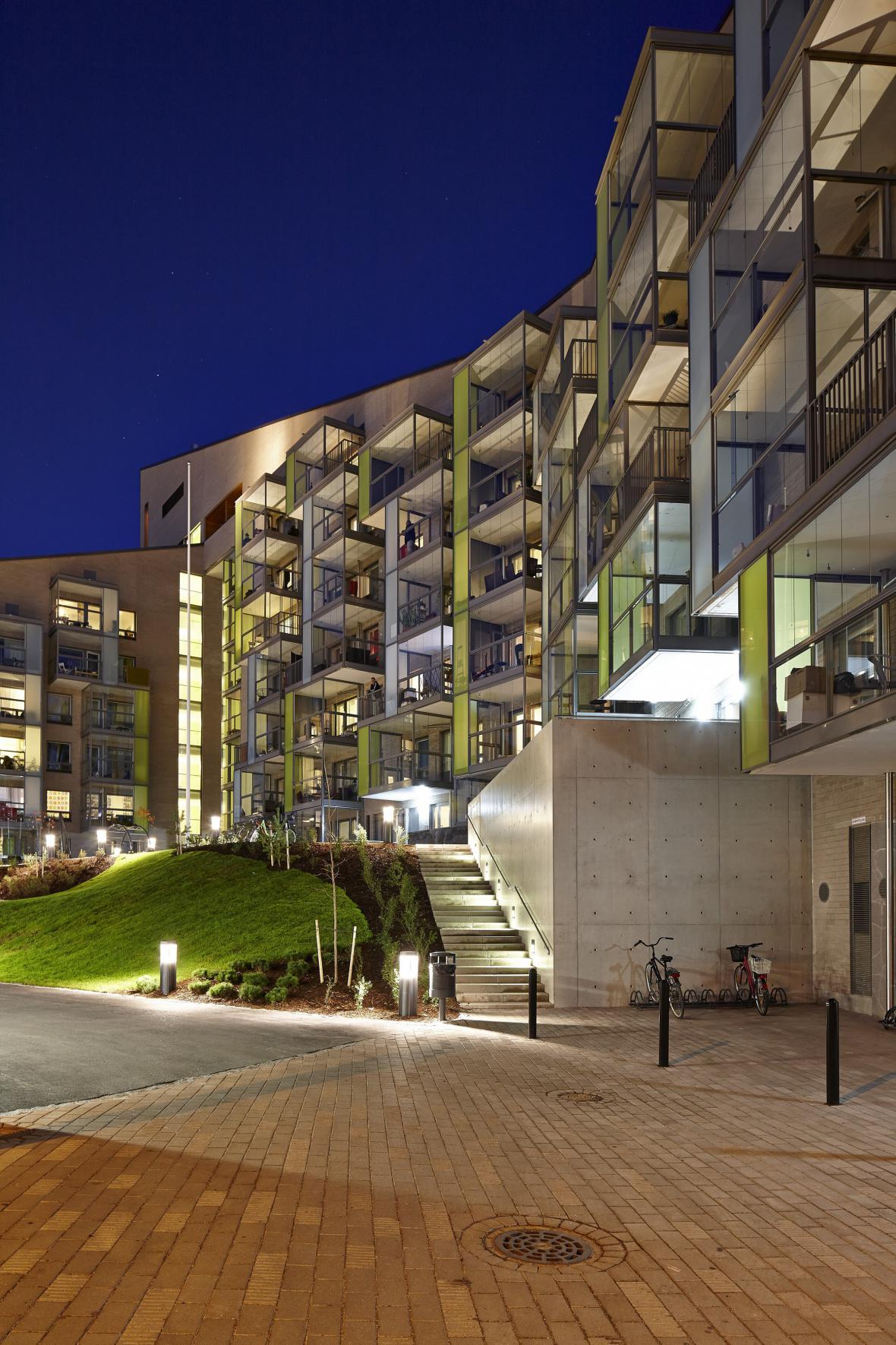 Nájemní bydlení v Helsinkách