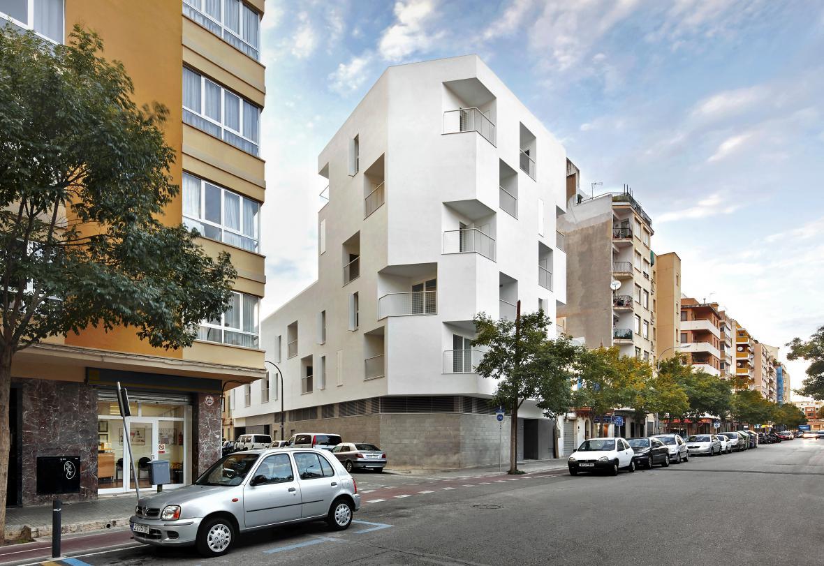 Sociální byty v Palmě