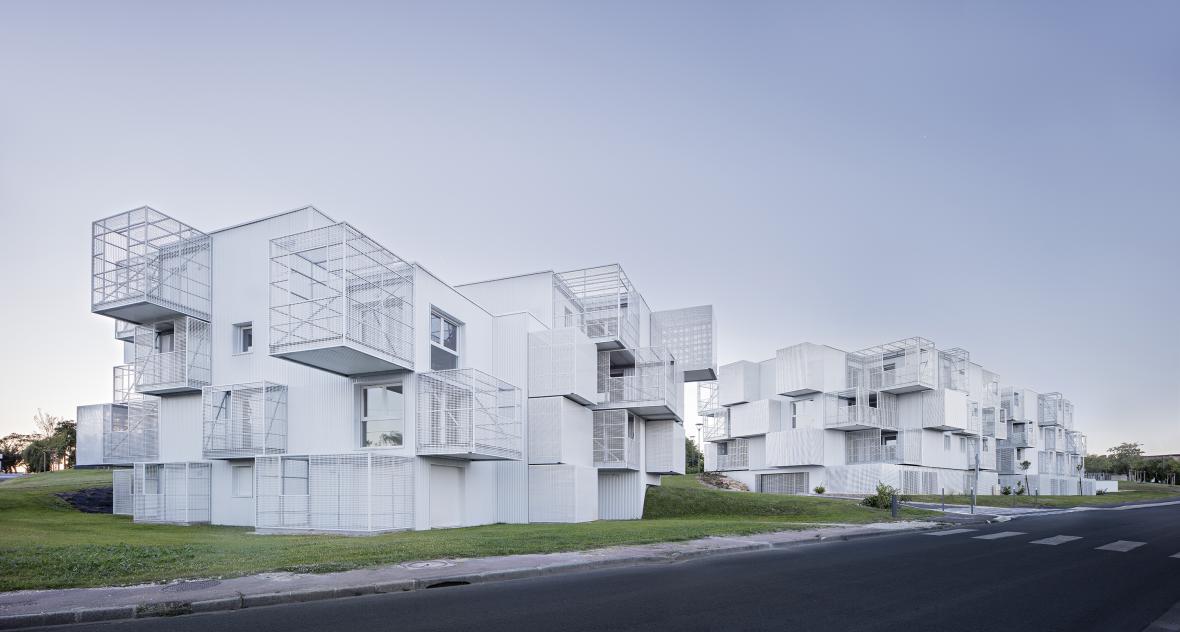 Dům Shite Clouds v Saintes
