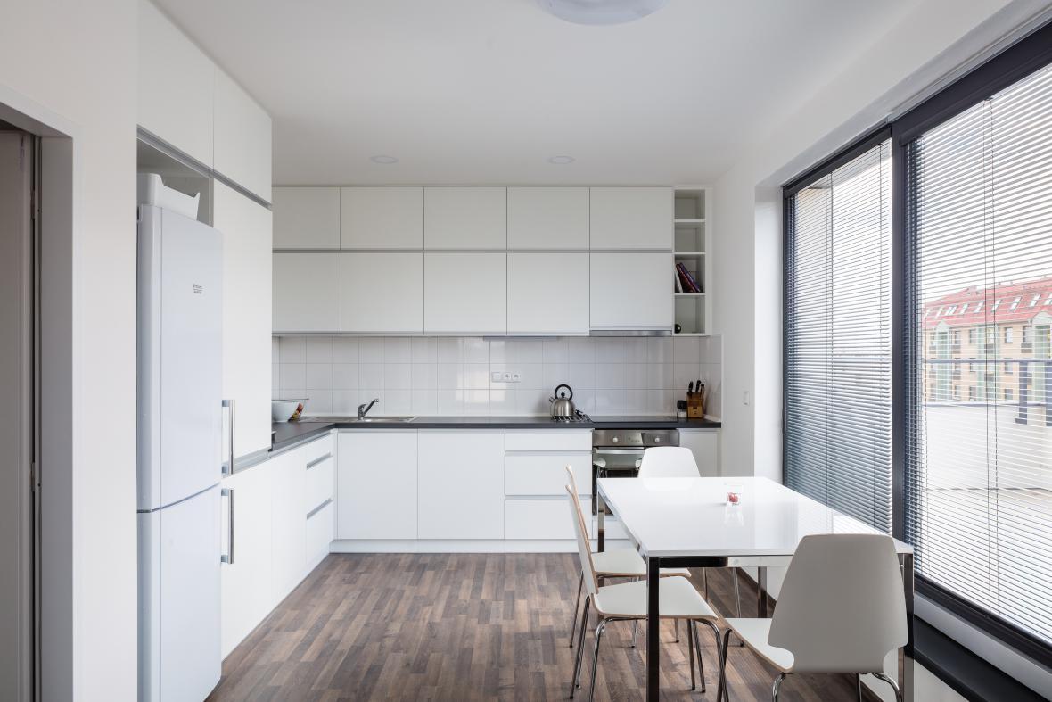 Bytový dům v Prostějově (Knesl + Kynčl Architekti)