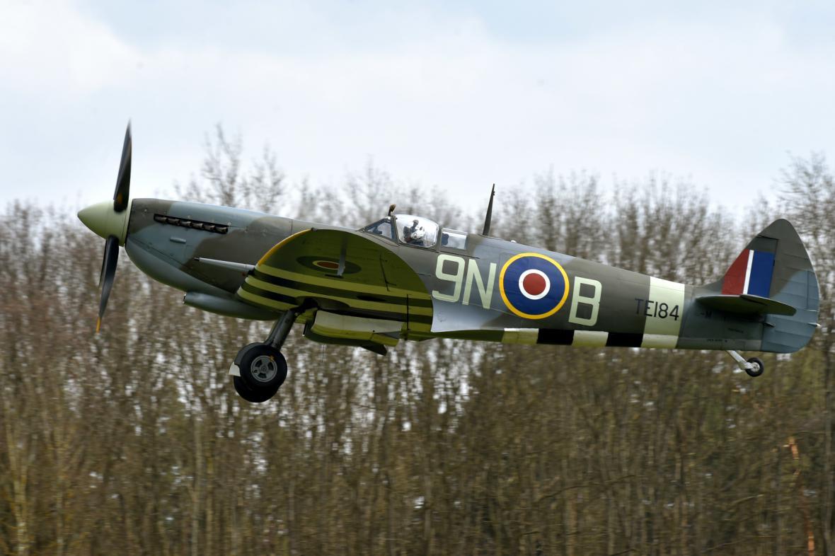 Spitfire Mk. XVI