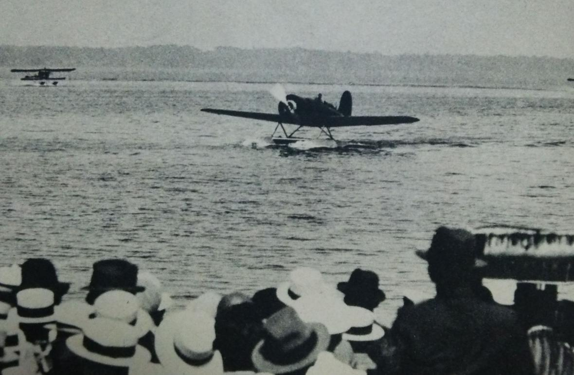 Lindbergh v Japonsku