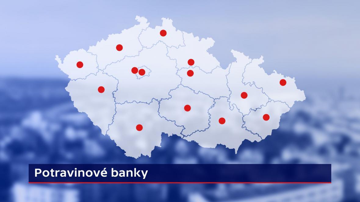 Potravinové banky