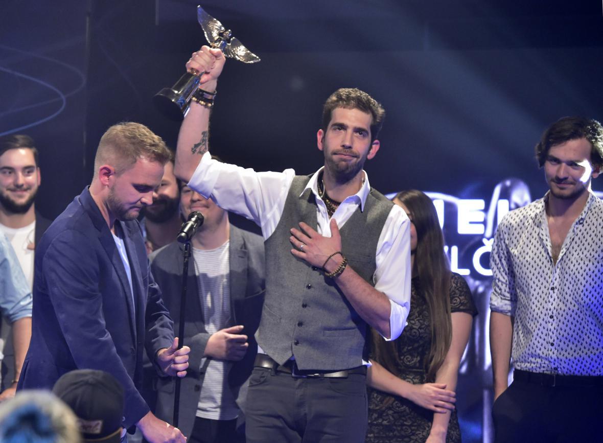 Ceny Anděl za rok 2016