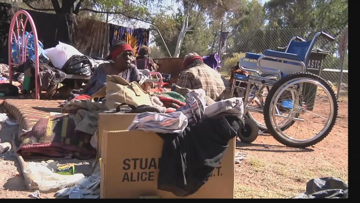 Život Aboridžinců v Austrálii