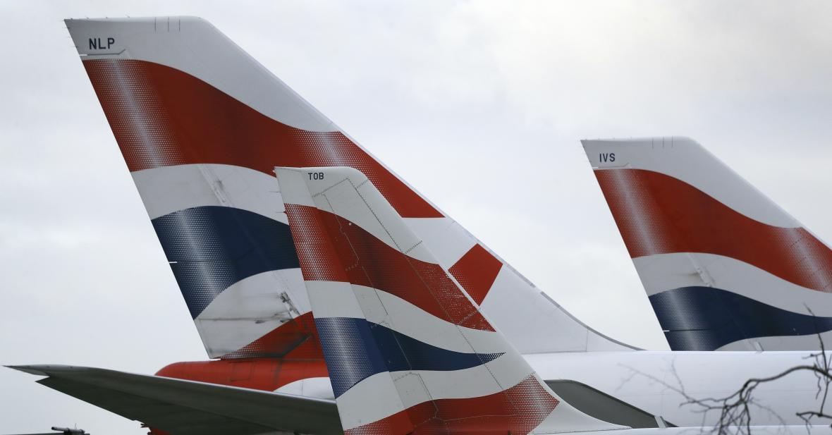 Aerolinky British Airways