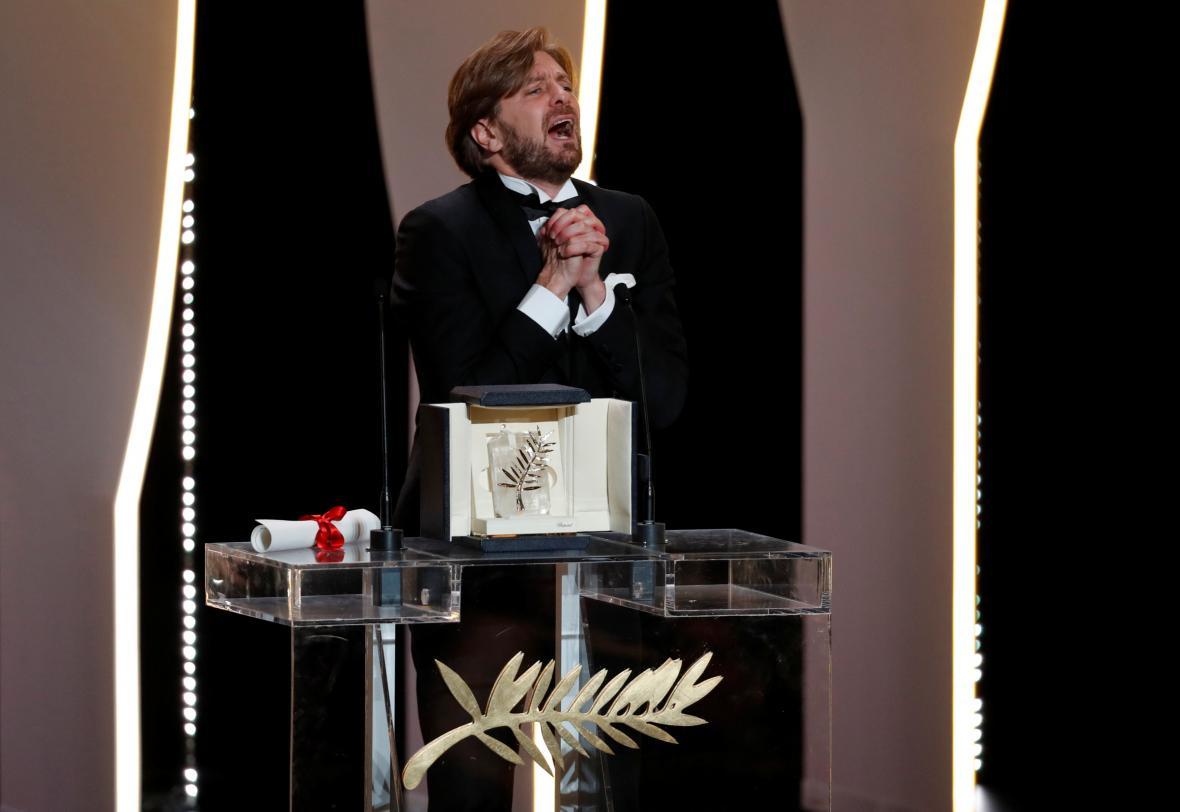 Ruben Ostlund, režisér vítězného snímku