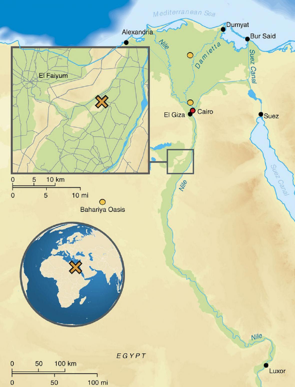 Abusir el-Meleq