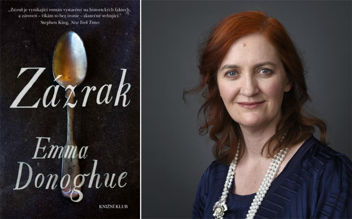 Emma Donoghueová / Zázrak
