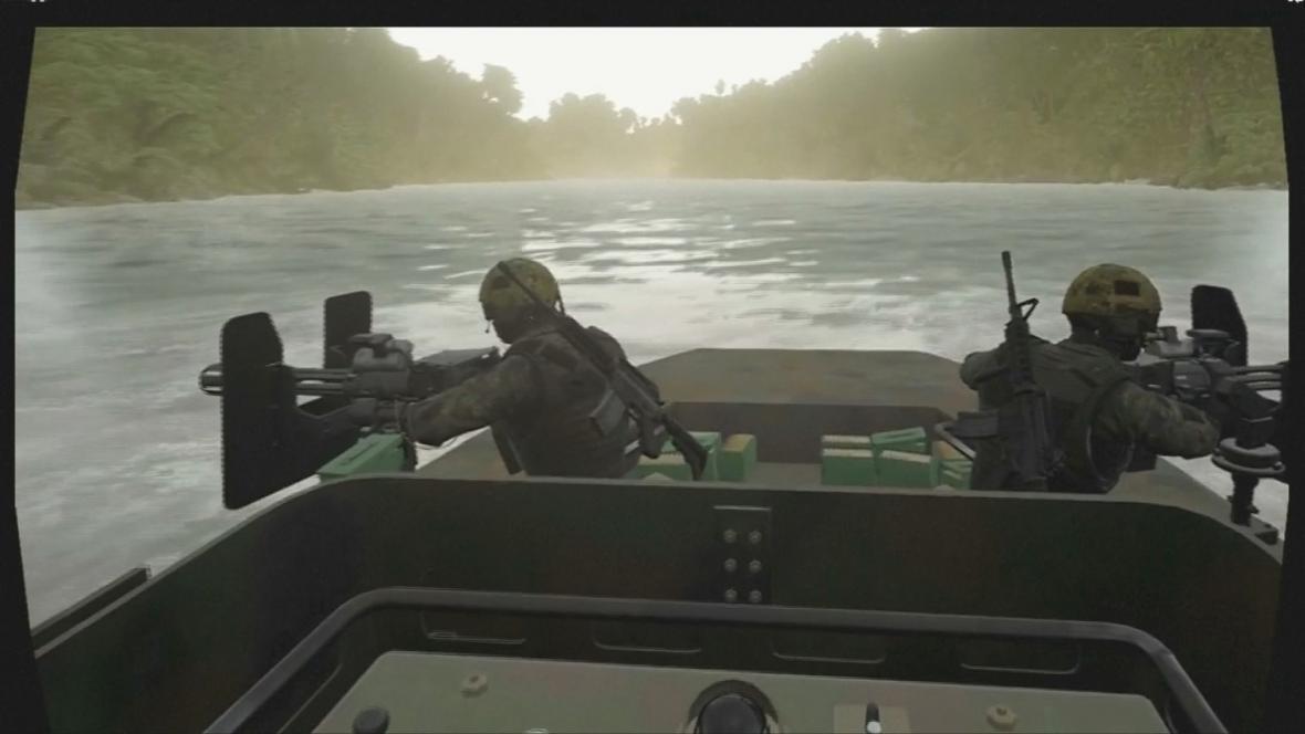 Hra US Navy