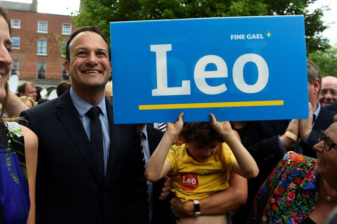 Leo Varadkar míří do premiérského křesla