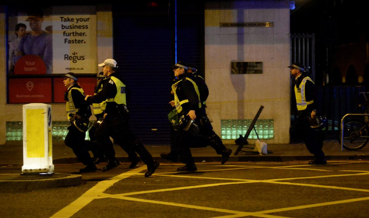 Incident v Londýně