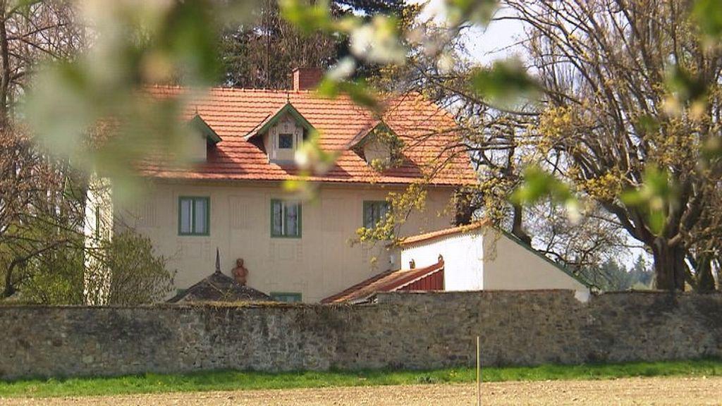 Letní sídlo Antonína Dvořáka ve Vysoké u Příbrami