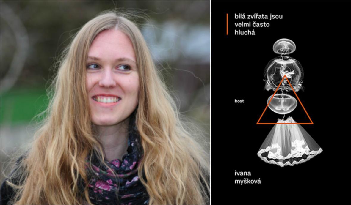 Ivana Myšková: Bílá zvířata jsou velmi často hluchá