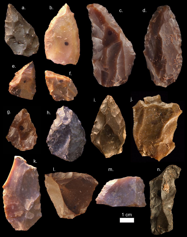 Nálezy z Jebel Irhoud