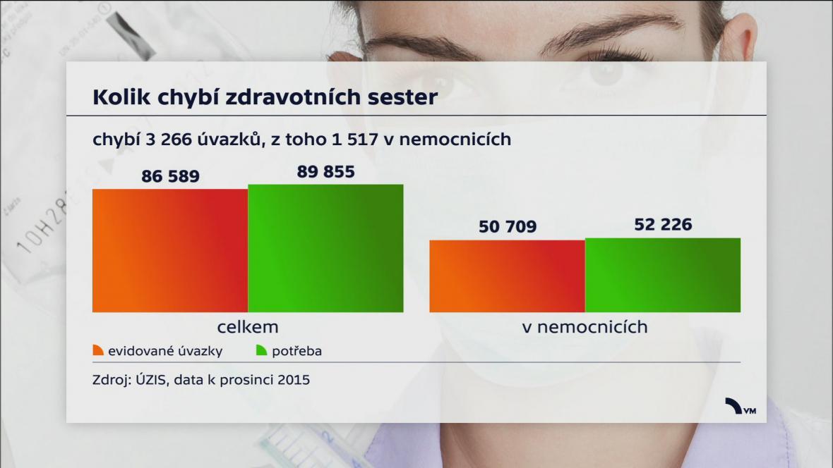 Stavy sester v českém zdravotnictví