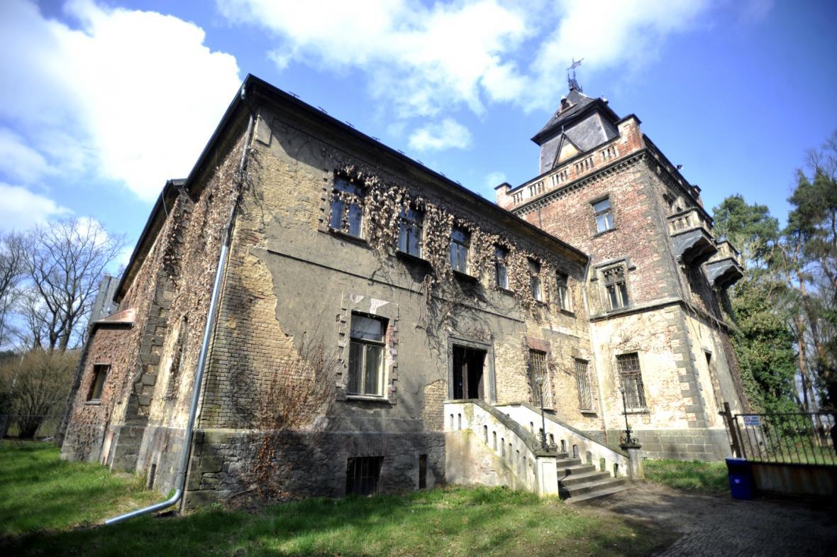 Larischova vila (Zámeček)