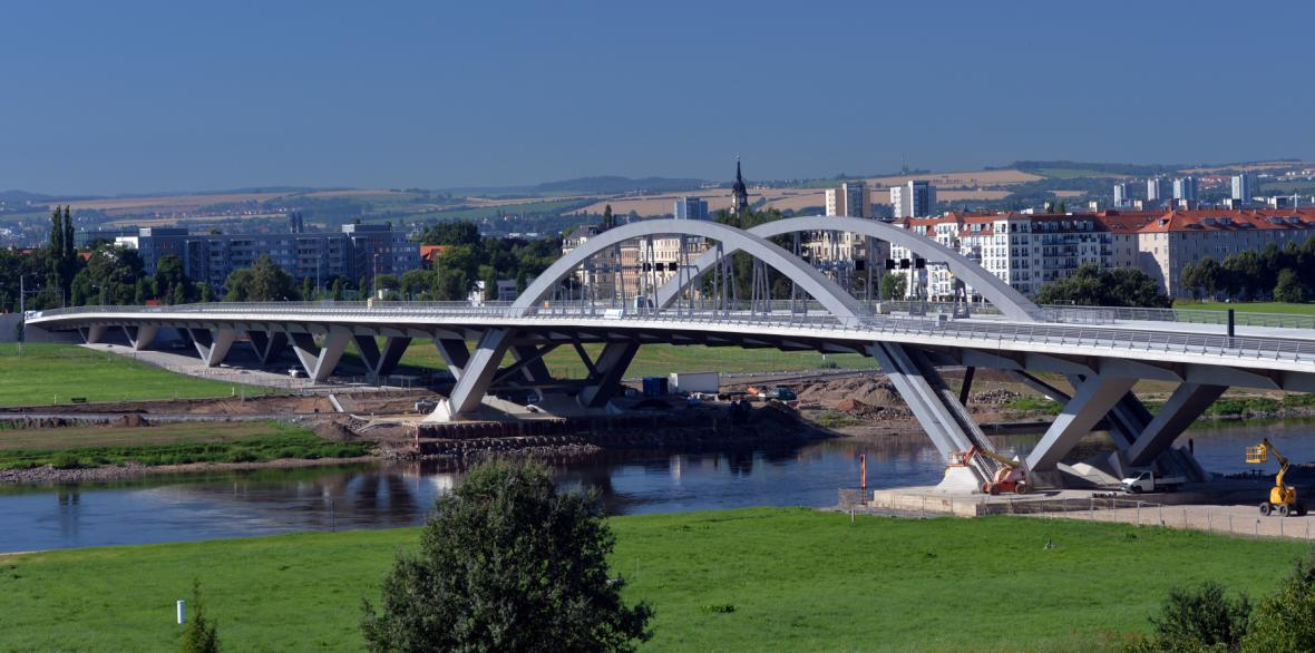 Most u Drážďan