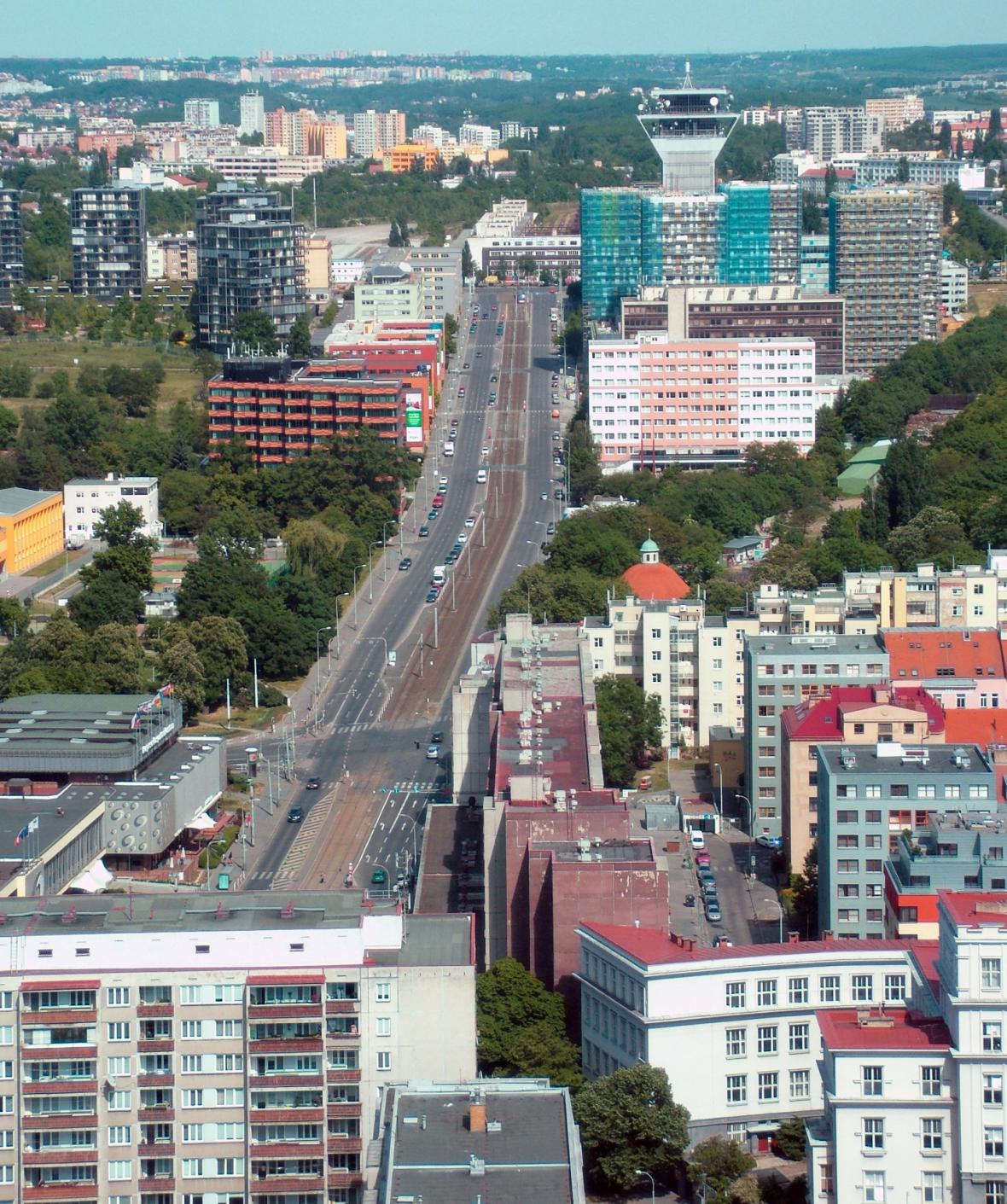 Olšanská ulice
