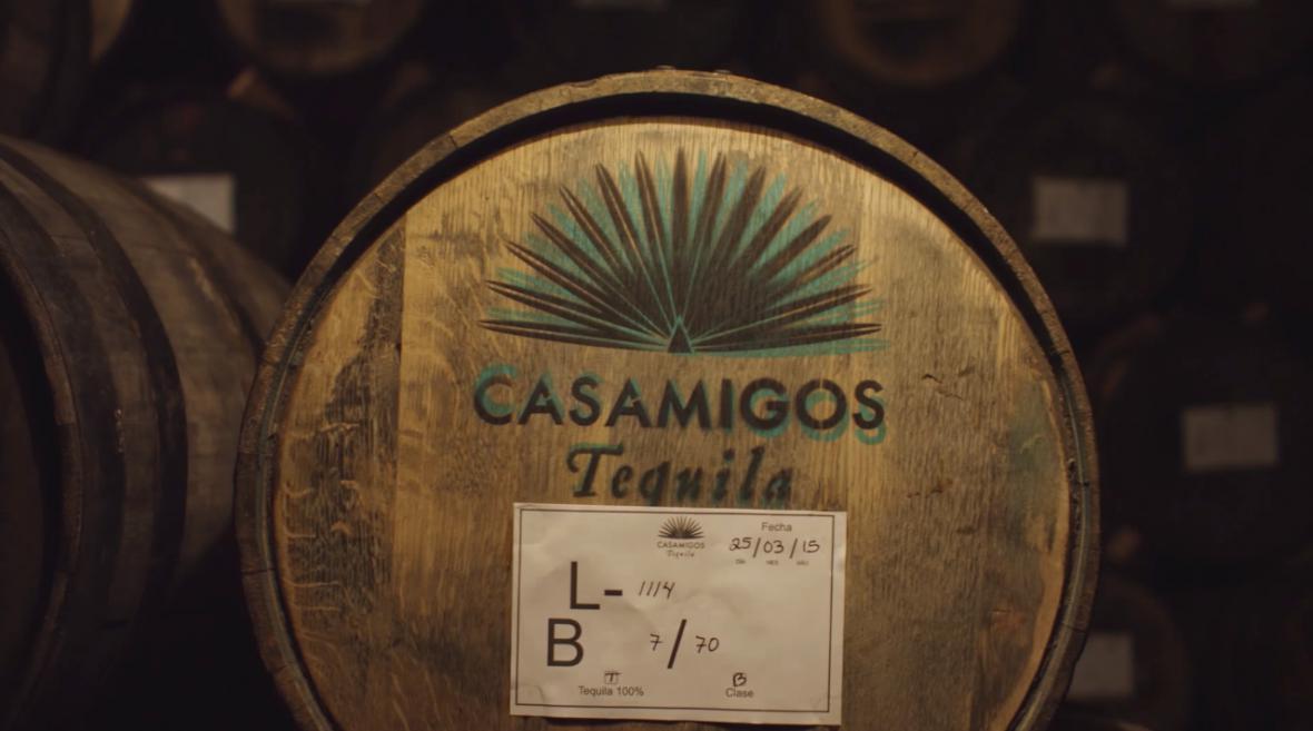 Tequila Casamigos