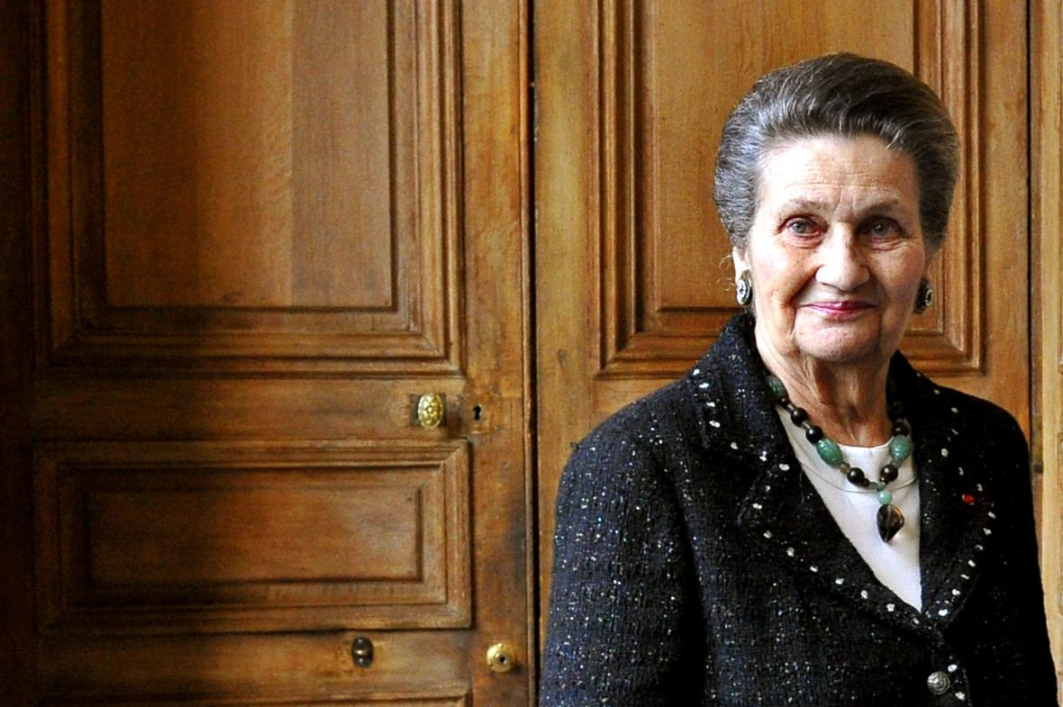 Simone Veilová