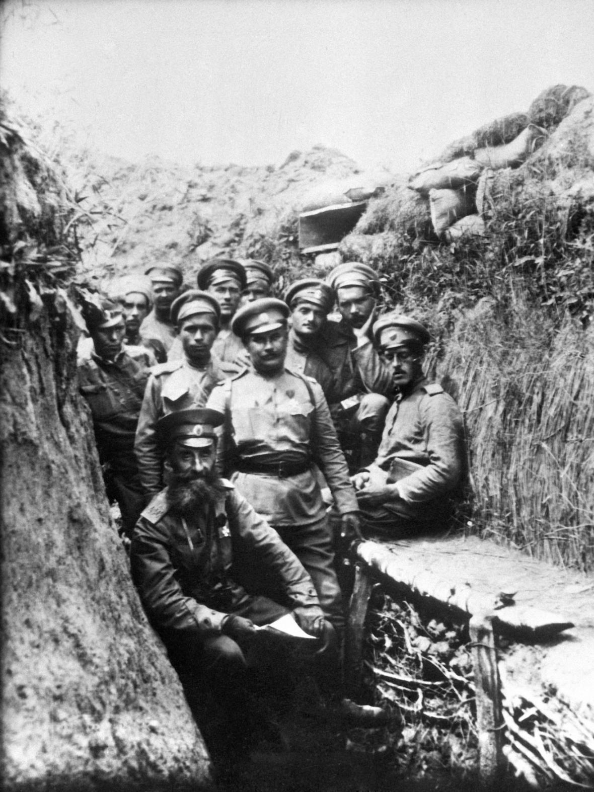Československá brigáda u Zborova