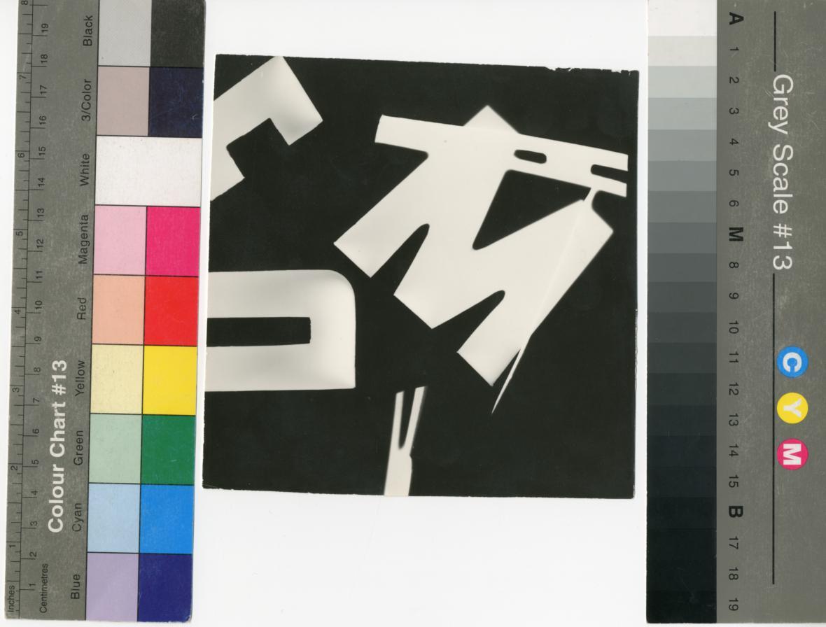 Jiří Valoch / Textfragment, 1968