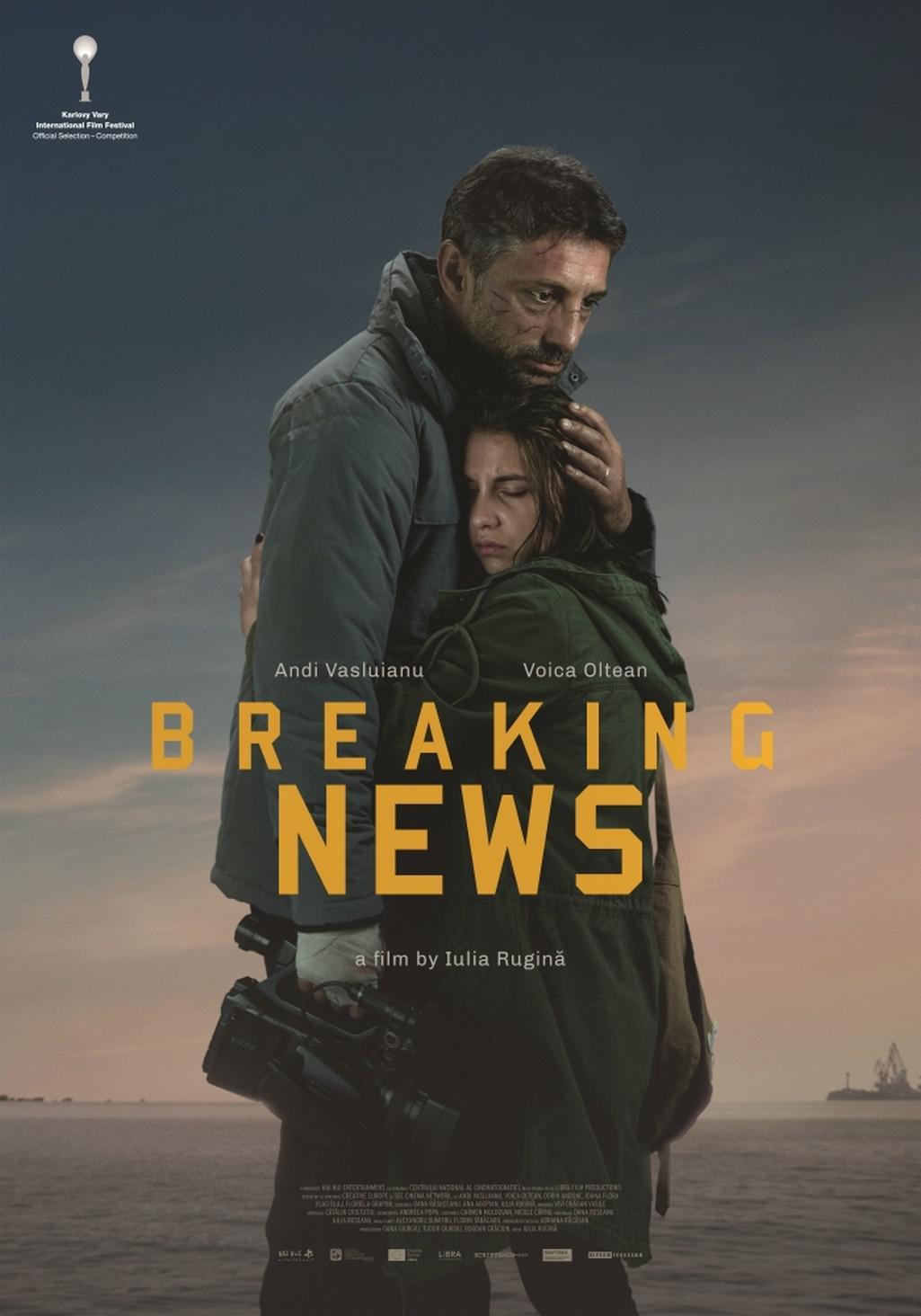 Plakát k filmu Breaking News