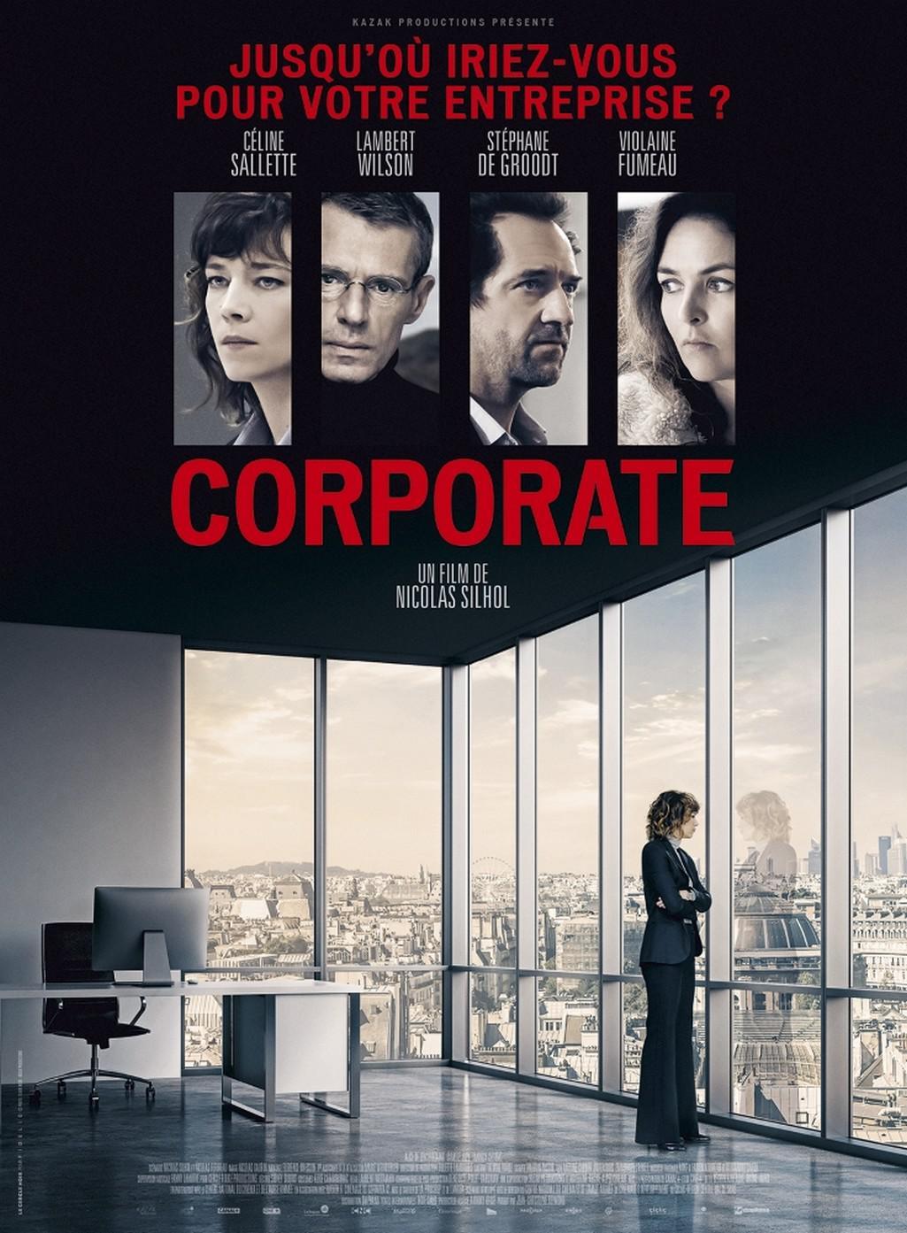 Plakát k filmu Korporace