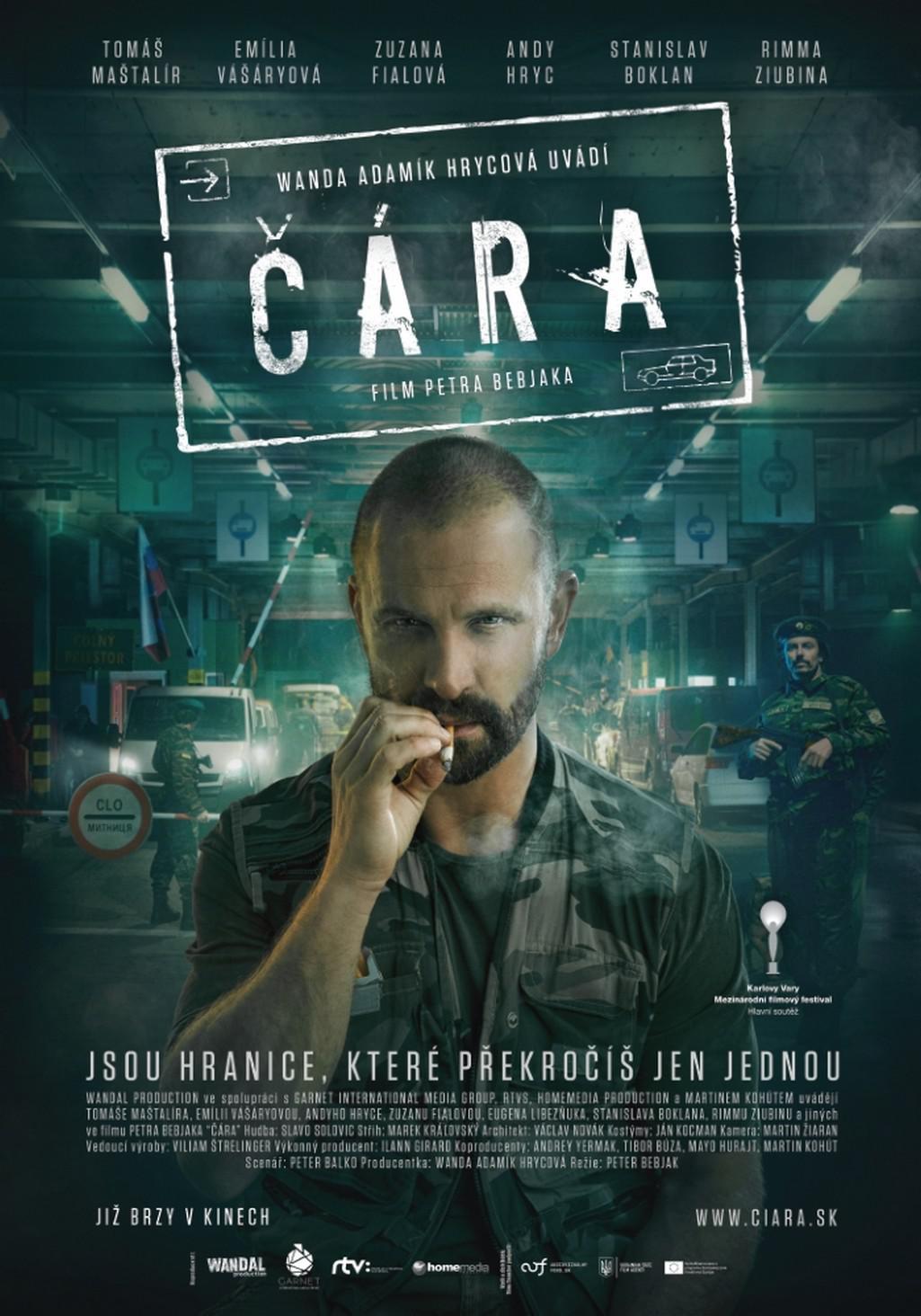 Plakát k filmu Čára