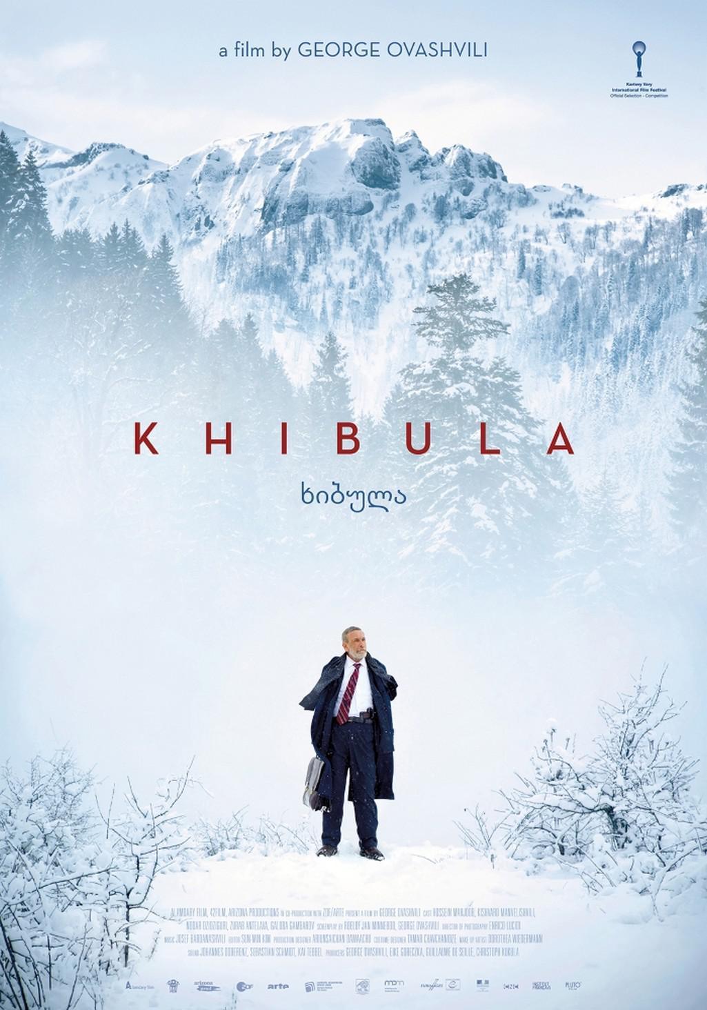 Plakát k filmu Chibula