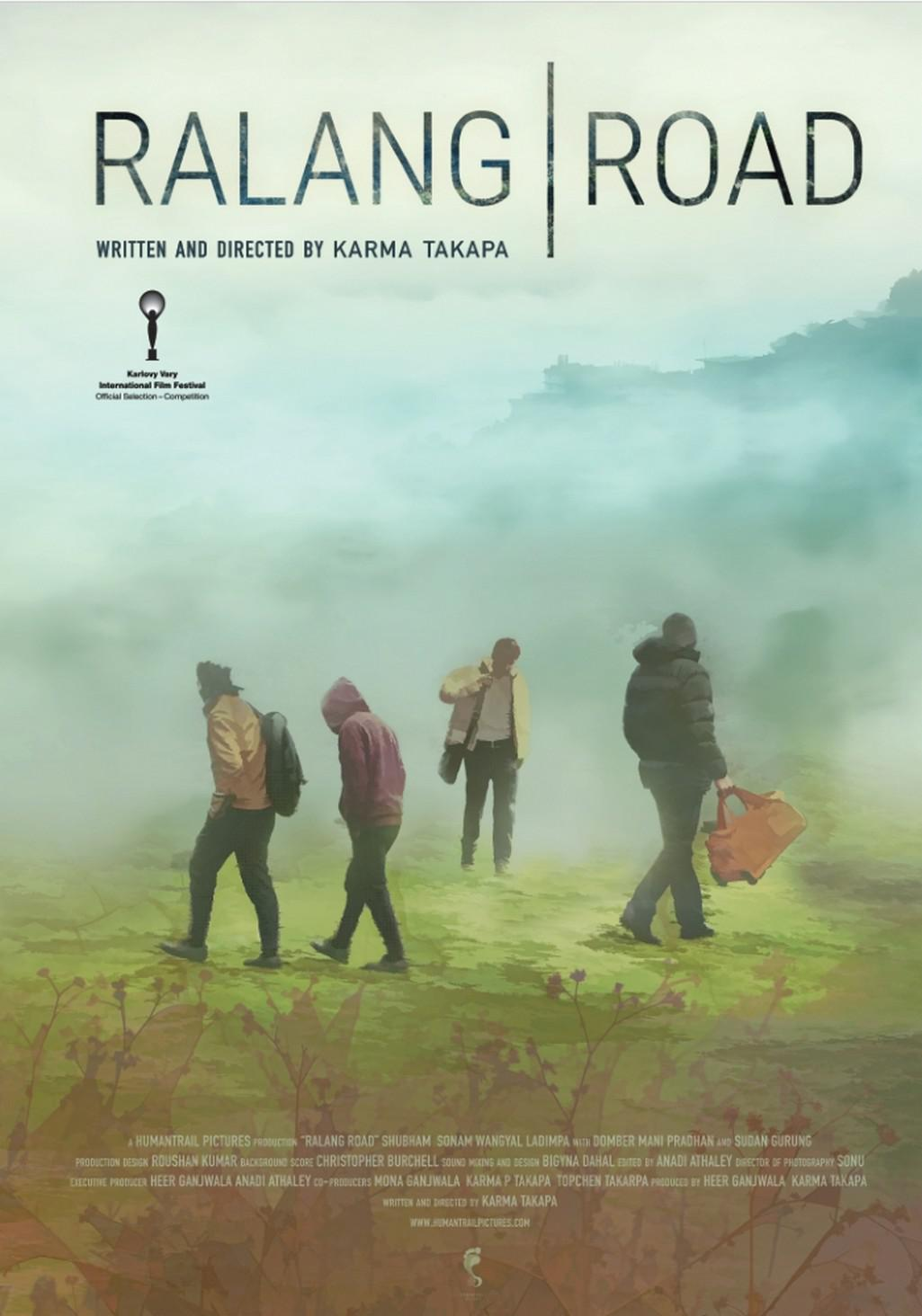 Plakát k filmu Cesta do Ralangu