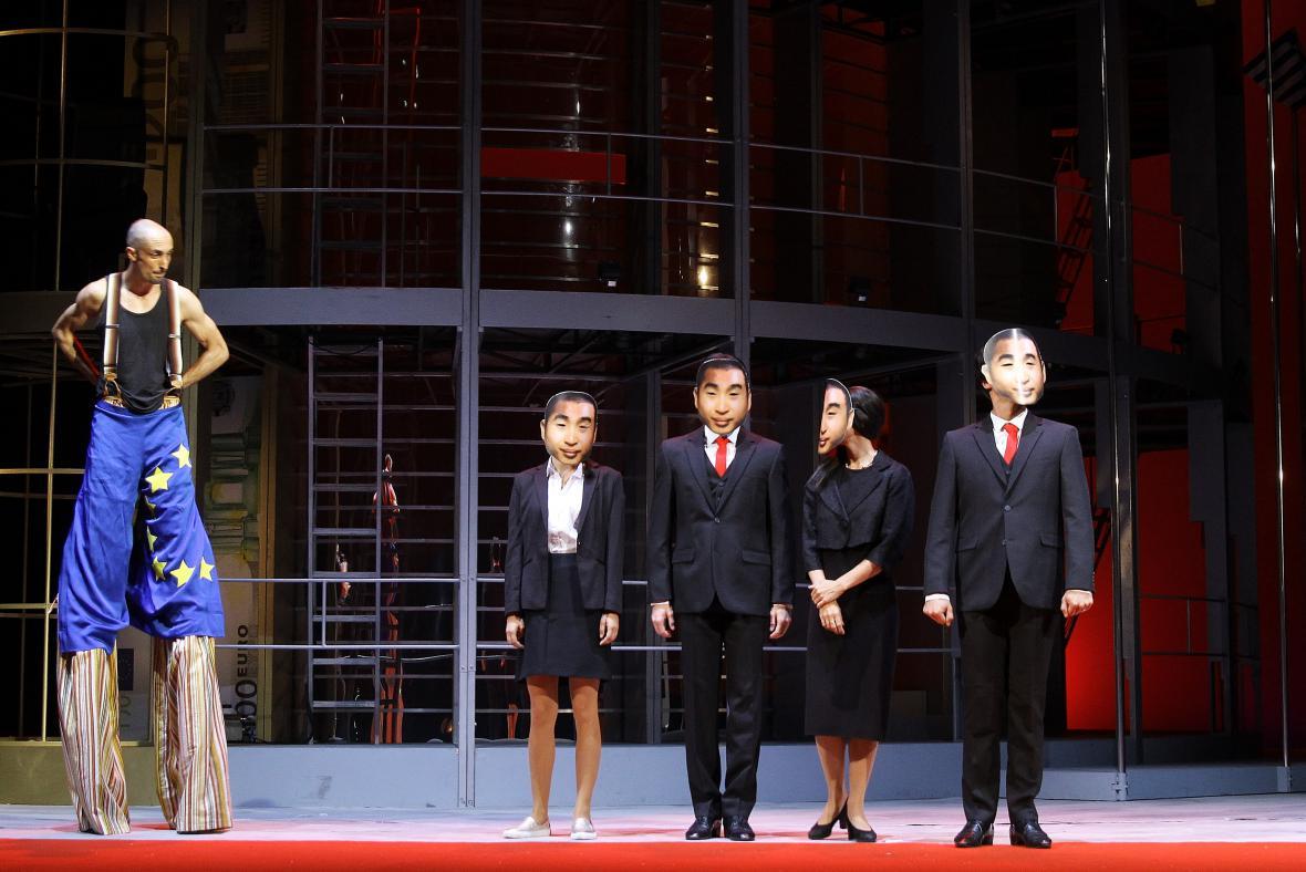 Orfeus v podsvětí v Národním divadle