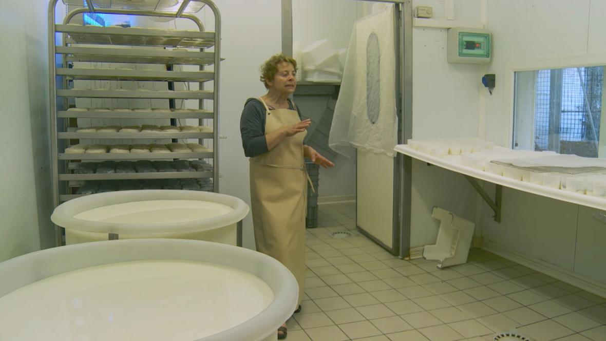 Marie chce lidem ukázat, co obnáší výroba jídla