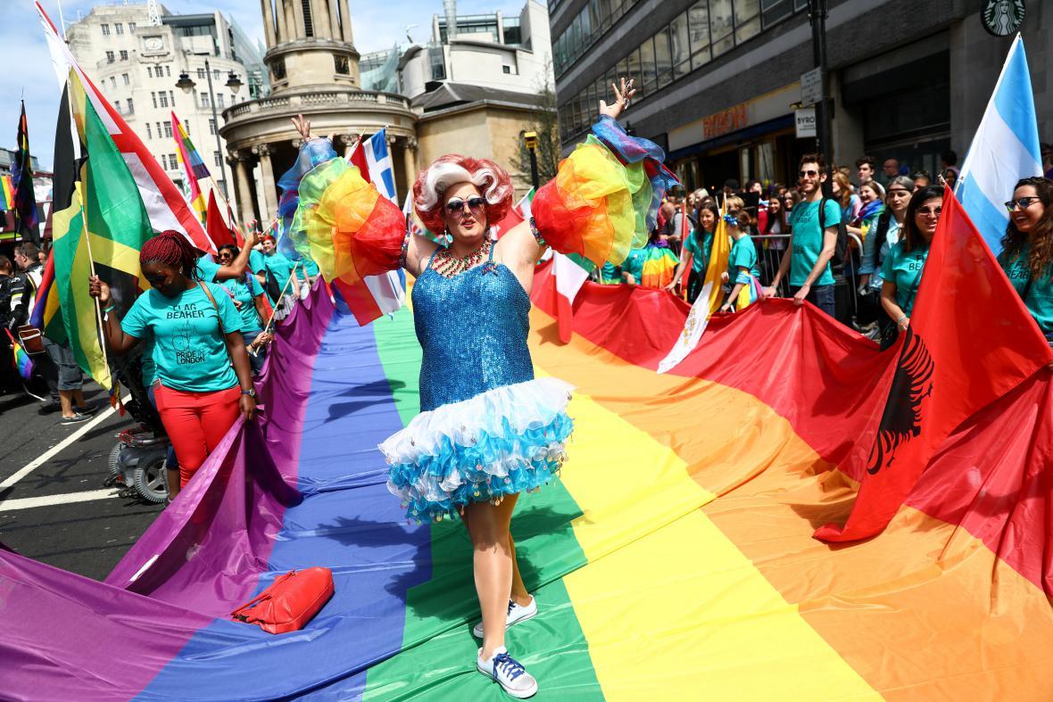 Londýnský festival sexuálních menšin