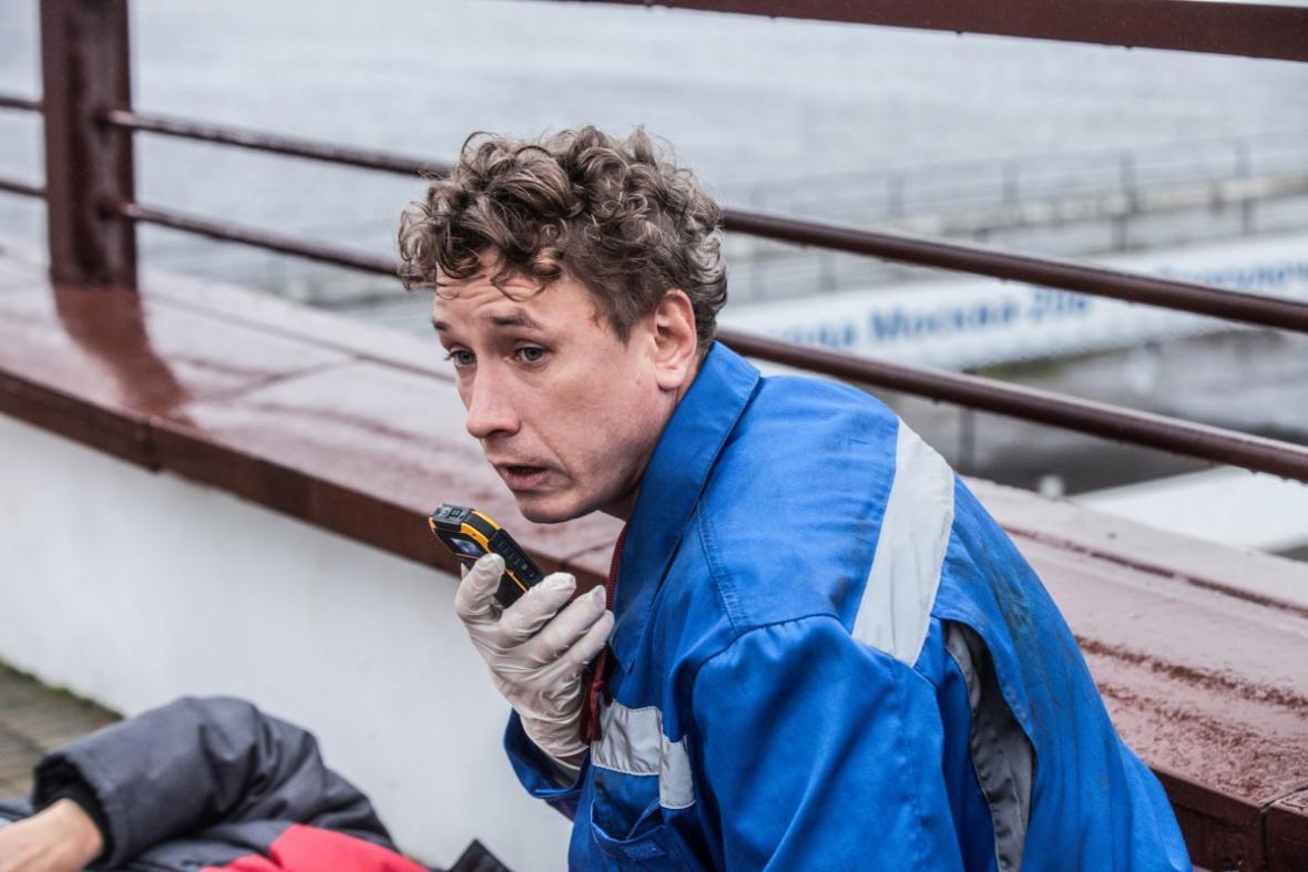 Nejlepší herec: Alexandr Jacenko