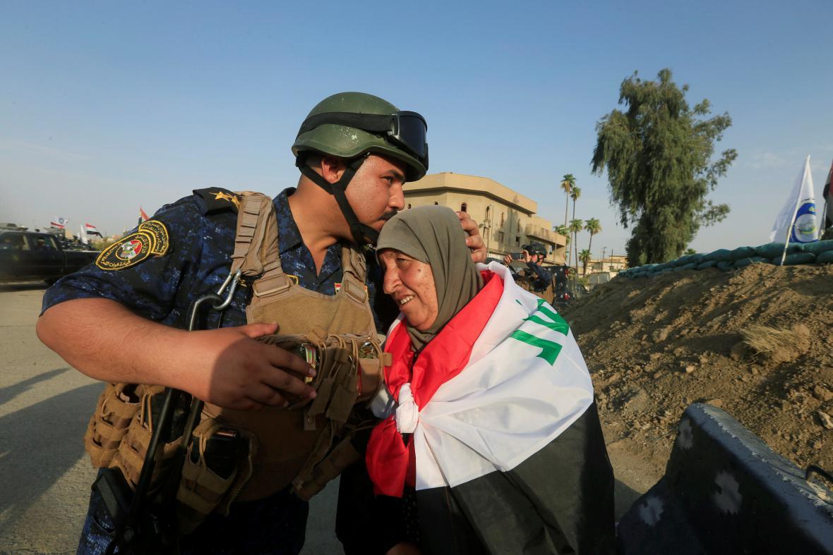 Osvobození Mosulu