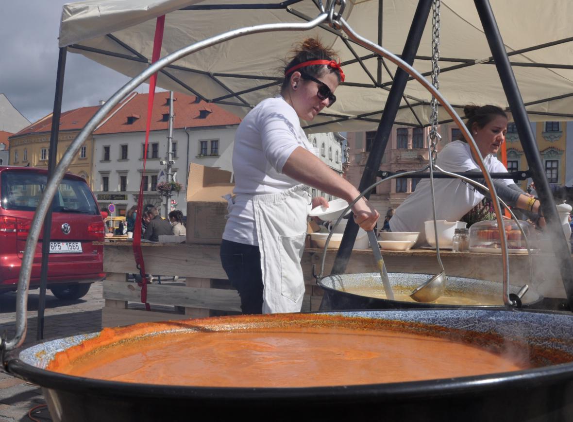Festival polévek v Plzni