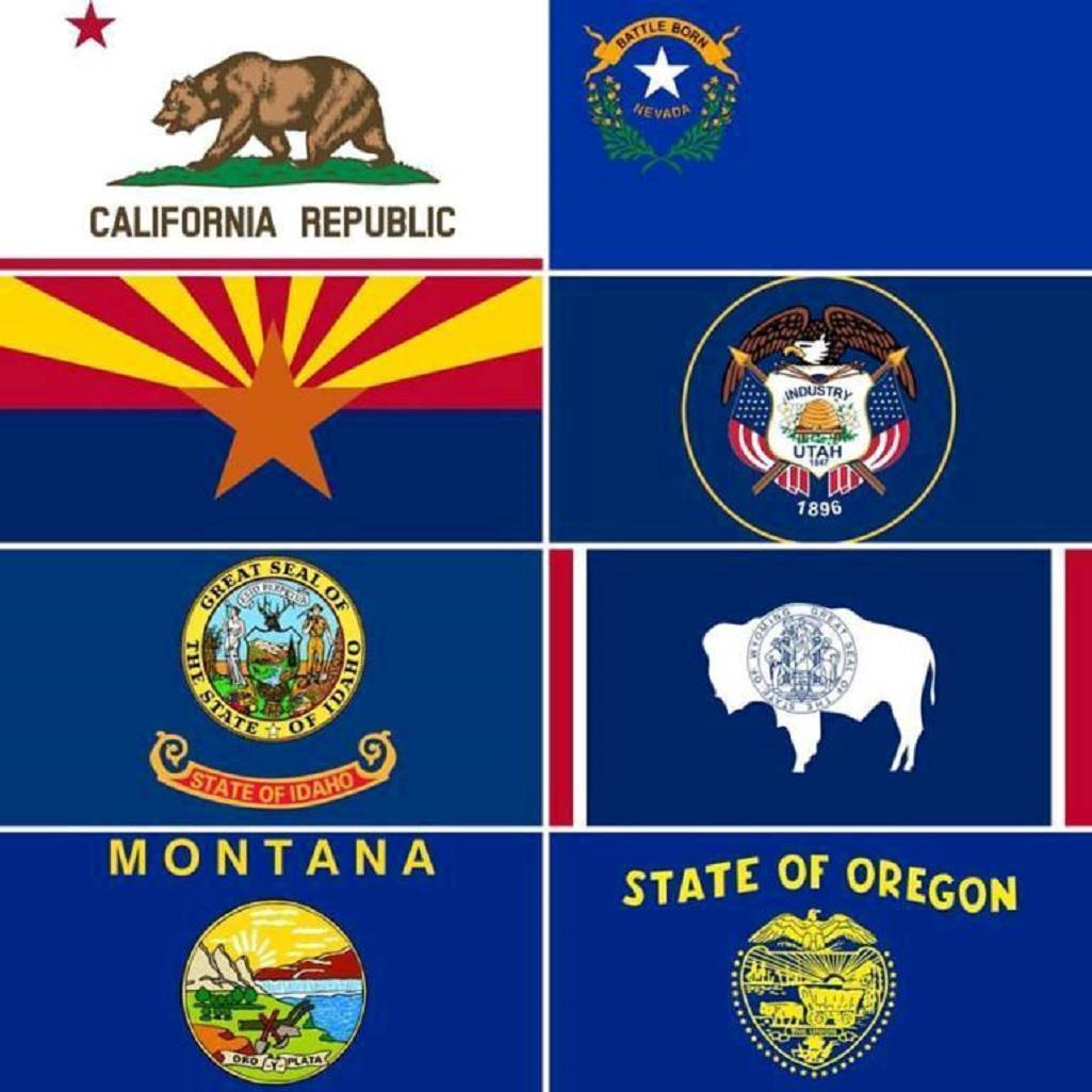 Státy amerického západu