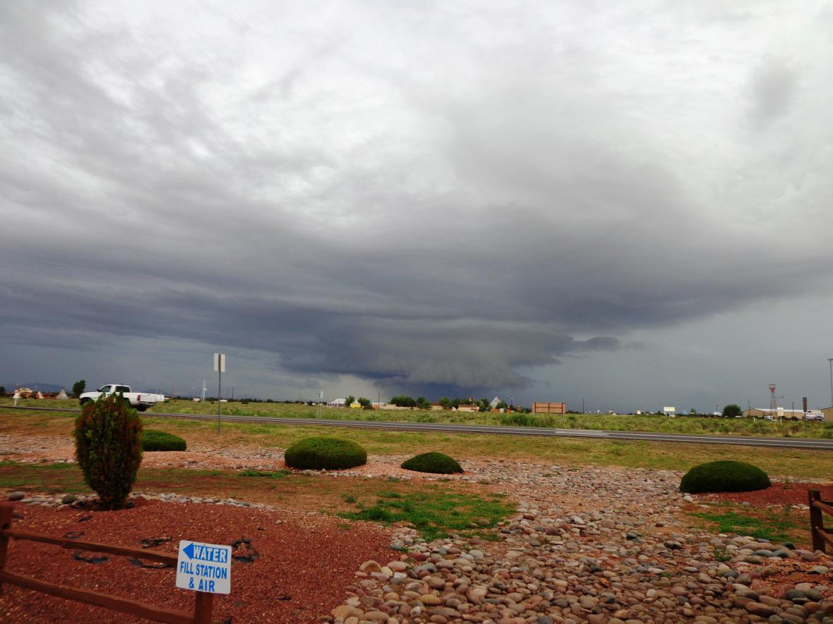 Bouře v Arizoně