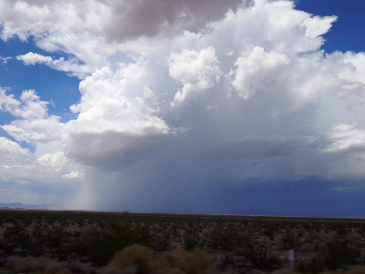 Bouře na Route 66